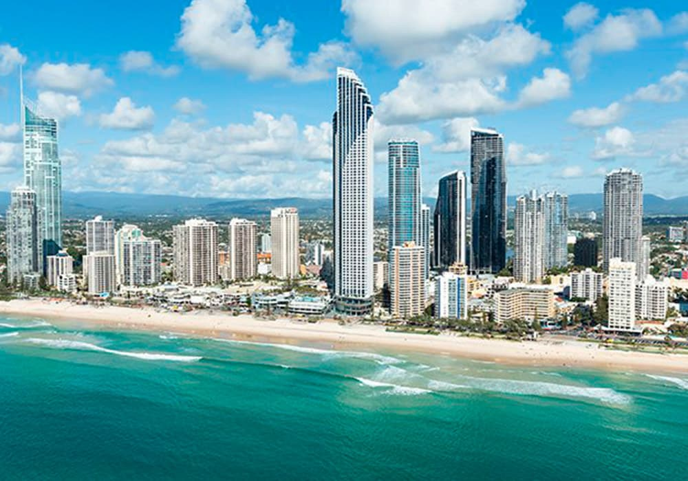 Helicopter Tour Surfers Paradise