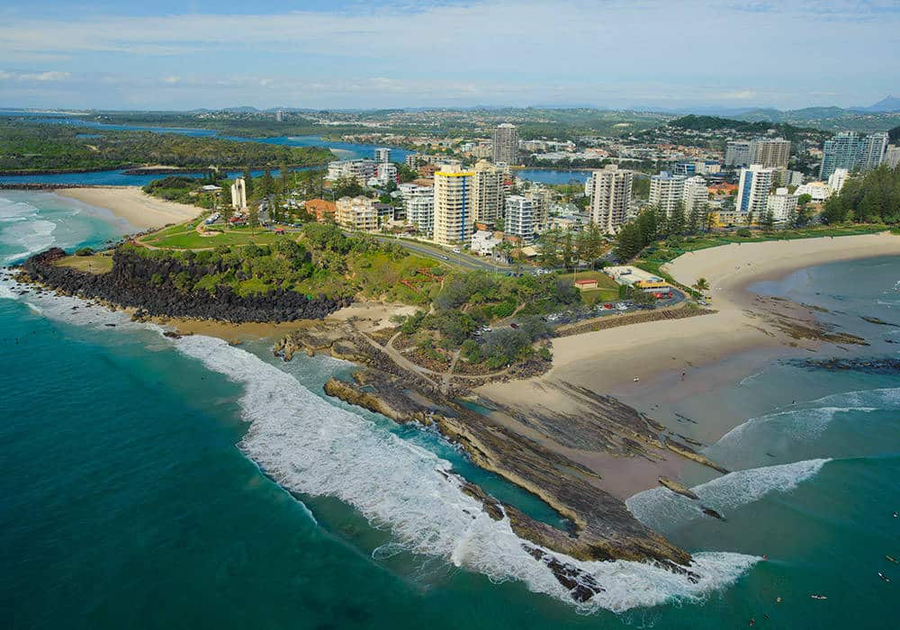 Helicopter Tour Coolangatta