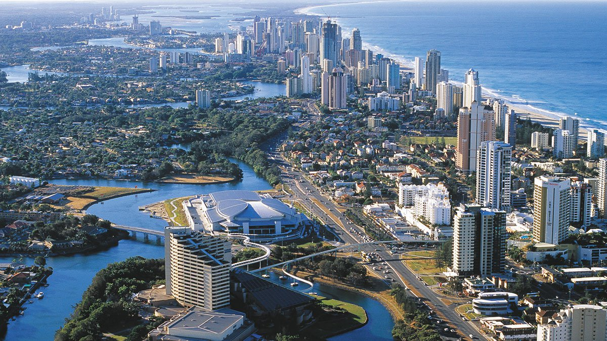 Gold Coast Aerial Photo