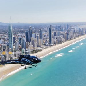 Helicopter Tour Gold Coast - Minute Flight1
