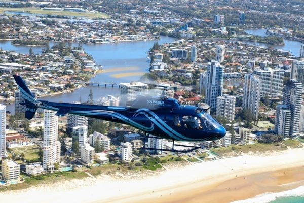 Helicopter Tour Gold Coast