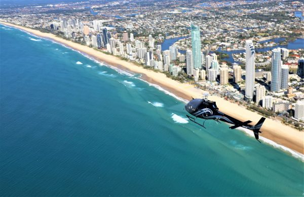 Helicopter Tour Gold Coast - 20 Minute Flight