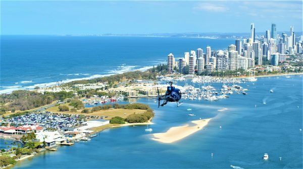 Helicopter Tour Gold Coast - 5 Minute Flight1