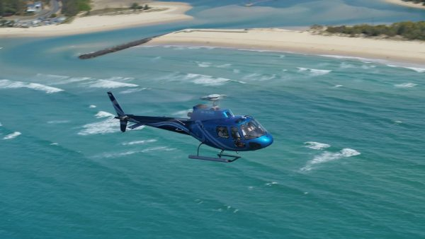 Helicopter Tour Gold Coast - 5 Minute Flight