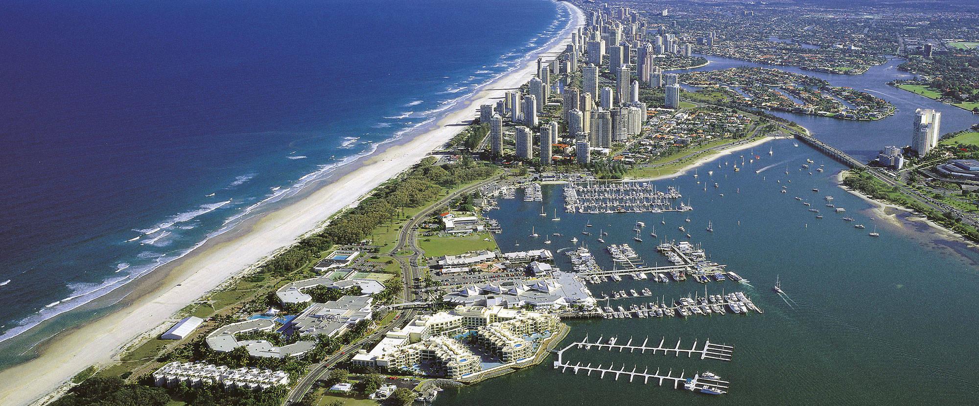 Gold Coast Aerial Photo