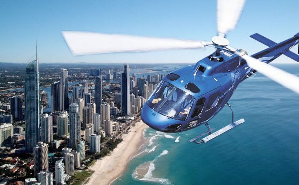 Sea World Helicopter - Gold Coast Helicopter Tours