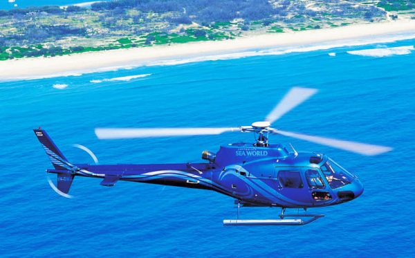 Helicopter Charter Gold Coast