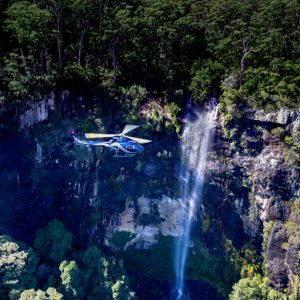 Helicopter Waterfall Experience