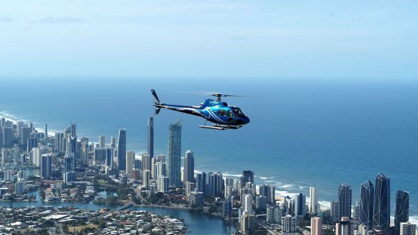Gold Coast Helicopter Tour Waterfalls