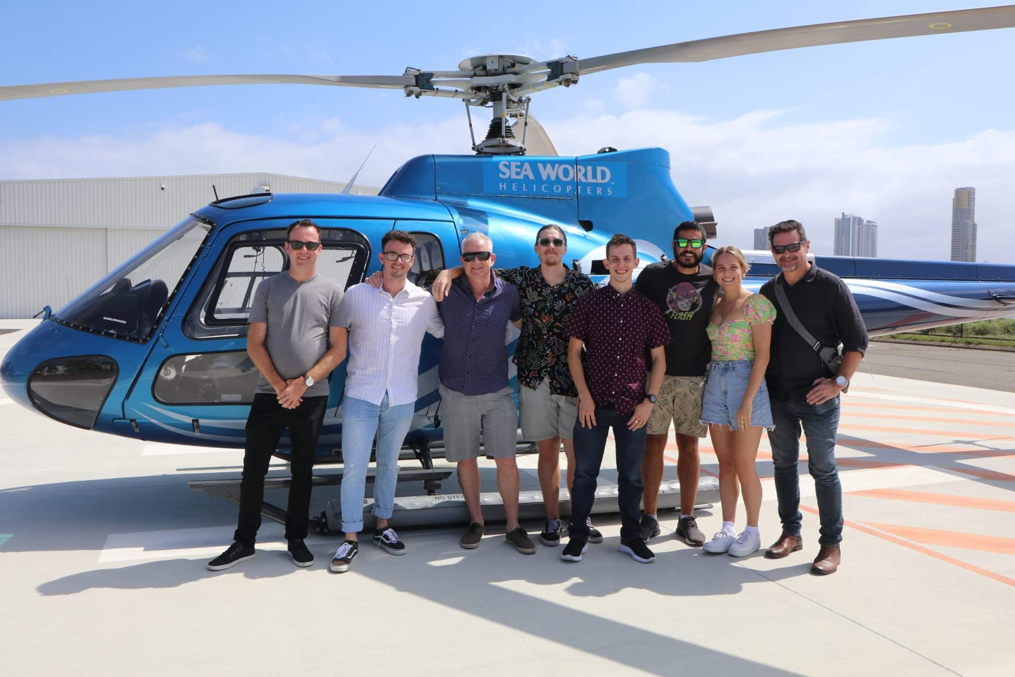 Cooprate Helicopter Transfers and events